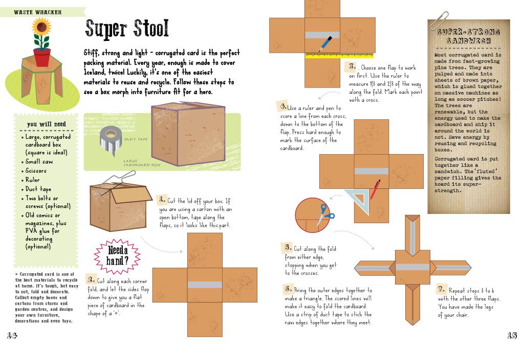 Eco Hero part 1 layouts IT 8
