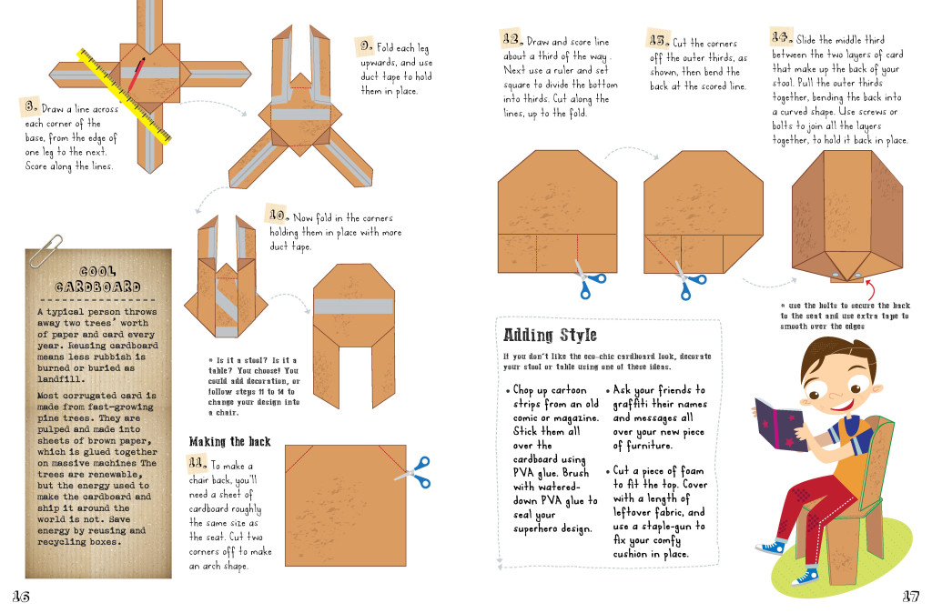 Eco Hero part 1 layouts IT 9